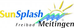 Logo SunSplash Freibad Meitingen